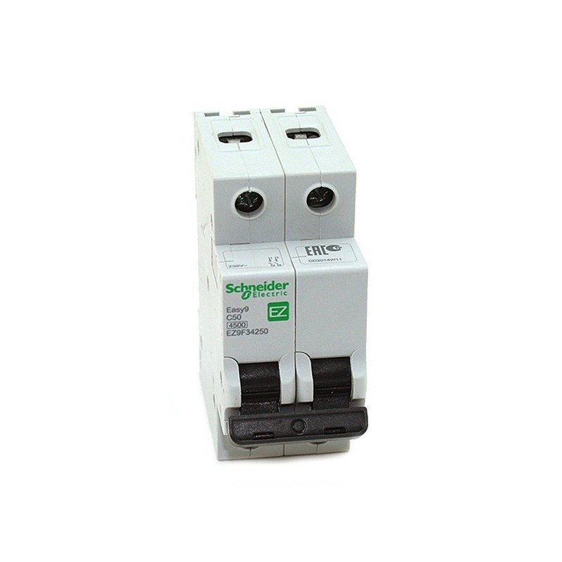 ВА МОД 2п 50A C 4.5кА EASY 9, Schneider Electric
