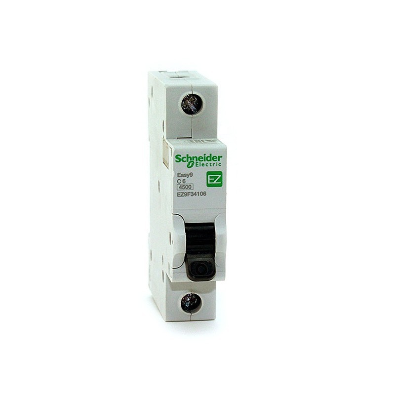 ВА МОД 1П 6A C Easy9 4.5кА, Schneider Electric