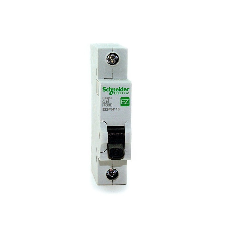 ВА МОД 1П 16A C Easy9 4.5кА, Schneider Electric